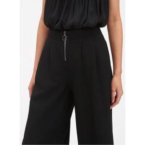 NWT Gap High Rise Wide-Leg Crop Pants